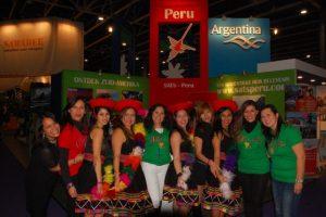 Team Sats-Peru