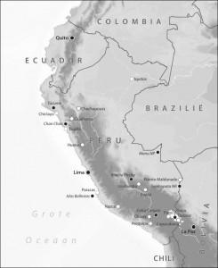 SATS_Peru_Landkaart