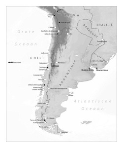 map_chile