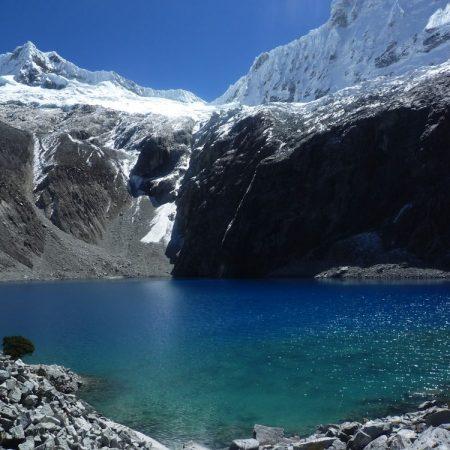 Huaraz Chavin de Huantar Llanganuco Lake