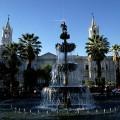 AREQUIPA CITY SANTA CATALINA CONVENT COLCA CANYON