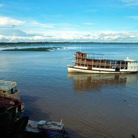 IQUITOS THE M/V AQUA LUXURY AMAZON CRUISE